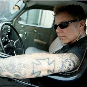 24 best James Hetfield's Tattoos images on Pinterest ...