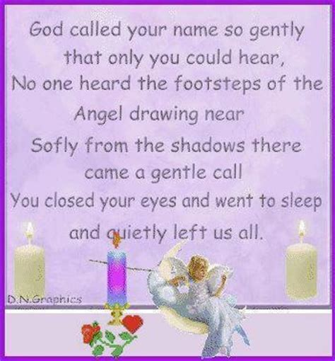 God Took Another Angel Home Quotes
