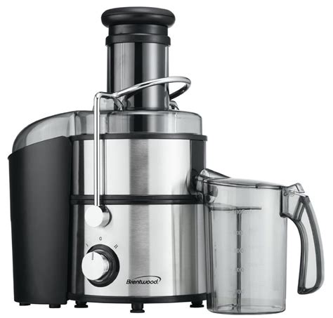 steel stainless juice extractor brentwood juicer power jc juicers ratings user under