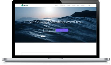 Shapely Theme Shapely Business Theme Wphost Pk