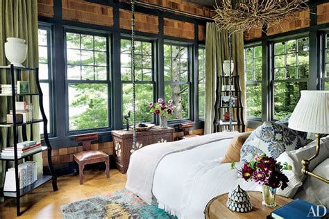 Rustic Bedrooms That Bring The Outdoors In Photos