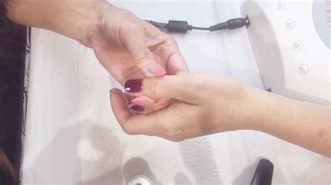 Chrome Nails Tutorial Using Aora's Chrome Powder
