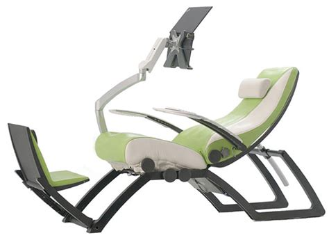 the best ergonomic chair is the one you re not sitting in