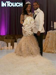 Kandi Burruss And Todd Tucker Cover InTouch With Wedding ...
