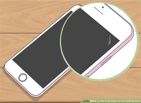 2 Simple Ways To Fix A Scratch On An Lcd Screen Wikihow