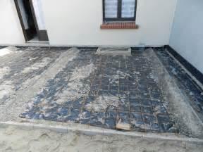 terrasse bois sur dalle beton myqto