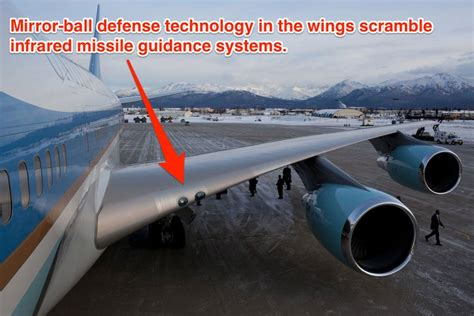 The Top Secret Features Of Air Force One