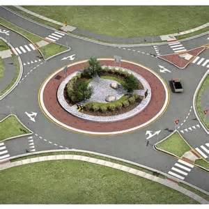 Roundabout Intersection Design