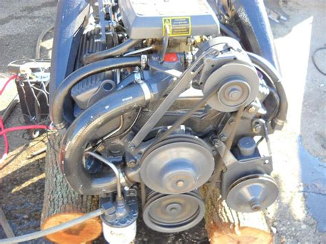 sell omc cobra  engine    hrs motorcycle
