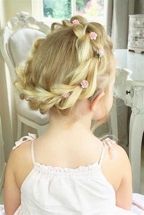 cute flower girl hairstyles  update headband hairstyles flower girl hairstyles girls