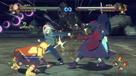 Naruto Shippuden Ultimate Ninja Storm 4 Review Ps4