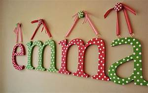 wooden letter wall letters hand painted letters for wall With hand painted wooden wall letters