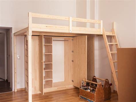 hochbett schrank kombination hochbett mit sofabett hochbett milan mit sofabett grau kaufen emob flexa hochbett white