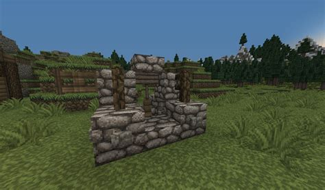 Medieval Farm House Minecraft Project