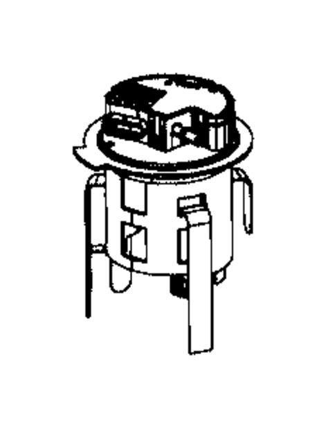 Chrysler Parts Store by Dodge Ram 2500 Module Kit Urea Level Unit Diesel