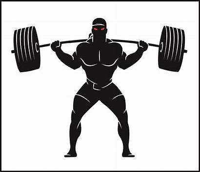Lifting Strength Powerlifting Drawing Weight Training Force