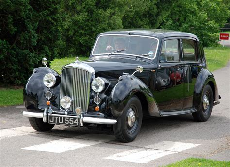 bentley mark vi wikipedia