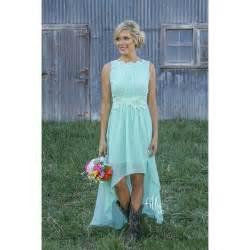 chiffon bridesmaid dresses 100 2016 mint orange country cheap bridesmaid dresses for wedding 100 hi lo chiffon junior