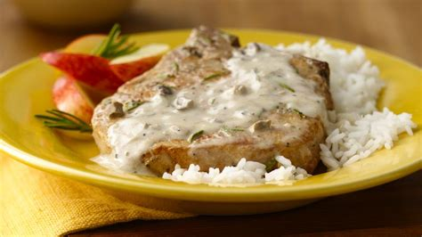 super moist pork chops recipe bettycrockercom
