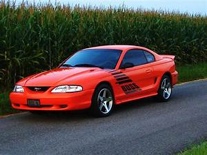 Orange Stang 1996 Ford MustangGT Coupe 2D Specs, Photos, Modification Info at CarDomain