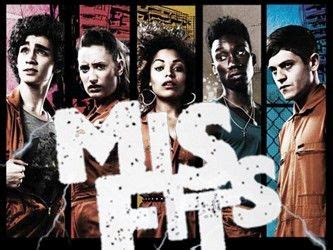 Sci-Fi Megahit 'Misfits' Makes US Television Debut on Logo ...