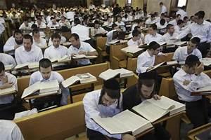 Jerusalem - Israel Finance Ministry Cuts Yeshiva Funds ...