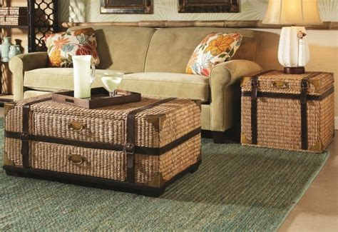 z gallerie concentric coffee table 20 best ideas of coffee table with wicker basket storage