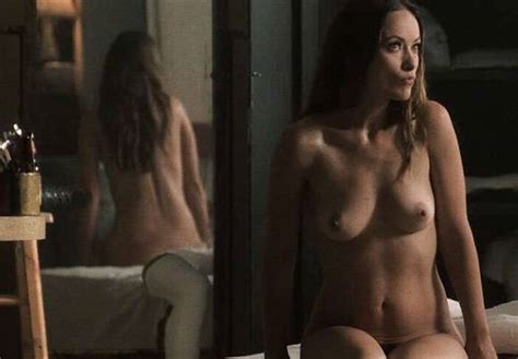 Olivia Wilde Went Completely Naked For Her Hbo Show Vinyl See The Steamy Nsfw Pics