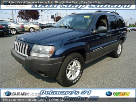 blue jeep grand cherokee 2004 midnight blue pearl 2004 jeep grand cherokee laredo 4x4