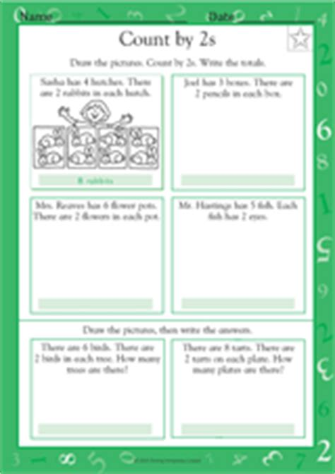 word problems count   worksheet grade  teachervision