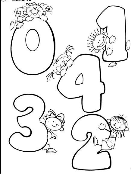 te cuento un cuento n 250 meros 0 al 9 para colorear iskolai mindenf 233 le numbers