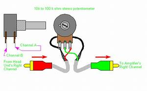 Image Result For Wiring Volume Pot Into Power Amplifiers