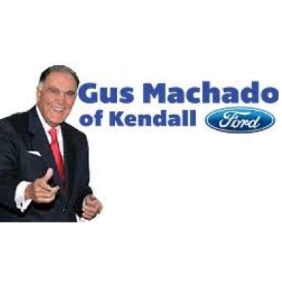 gus machado ford  kendall miami fl read consumer