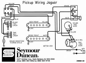 Fender Jaguar Guitar Wiring Diagram Hecho