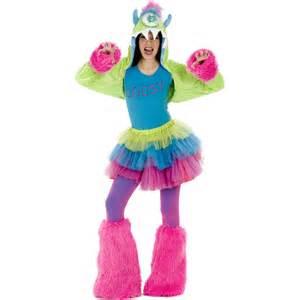Uggsy Monster Tween Costume
