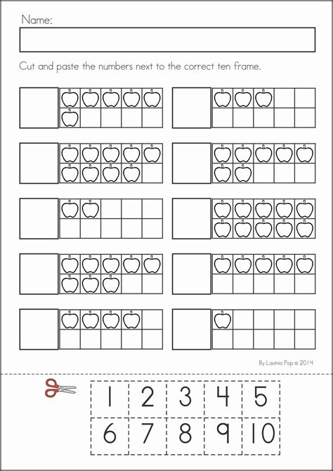 back to school math literacy worksheets and activities