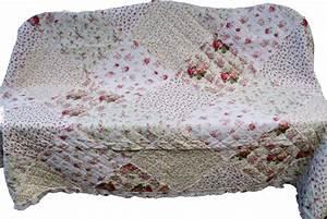 Tagesdecke 240 X 260 : quilt plaid tagesdecke shabby chic 240 x 260 rosen ebay ~ Bigdaddyawards.com Haus und Dekorationen