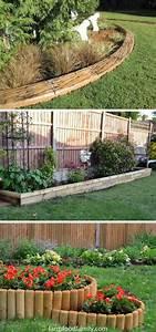 68, Creative, U0026, Cheap, Garden, Edging, Ideas, That, Will, Transform, Your, Yard