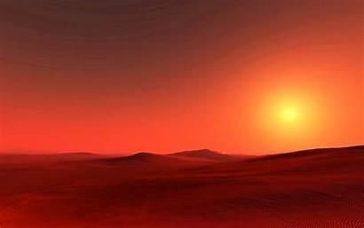 Desert Sunset Wallpapers Deserts Nice Wilderness Desktop