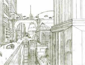 FUTURE CITY 1 by landau on DeviantArt