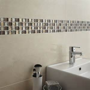 Carrelage Salle De Bain Leroy Merlin Mosaique by Mosa 239 Que Mur Glass Select Mix Marron Leroy Merlin