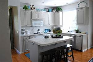 kitchen color schemes with wood cabinets island white With kitchen colors with white cabinets with napa valley wall art