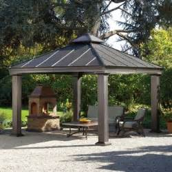 Allen Roth Patio Furniture Covers by Metal Gazebo Kits Affordable Custom Made