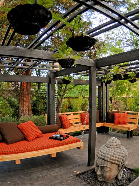 Our Favorite Designer Outdoor Rooms  Outdoor Spaces