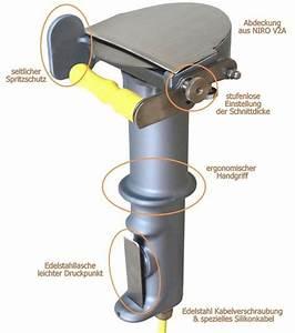 Elektrisches Messer Test : elektrisches profi gyronal messer 90 polydor grill ~ Orissabook.com Haus und Dekorationen