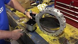 Assembly Instructions For Wam U2019s Cp Pneumatic Actuator On