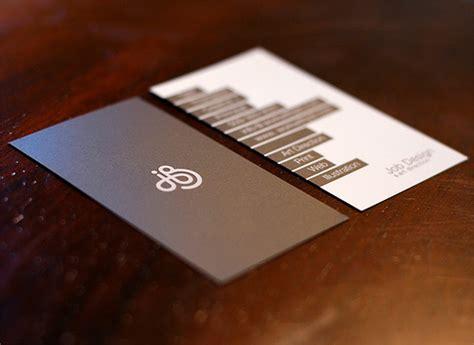 100 Refreshing Black & White Business Cards