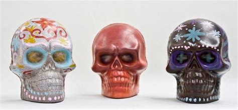 Custom Chocolate Skull Complete Your Ghoulish