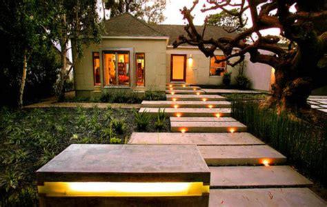 modern outdoor lighting ideas outdoor gardening walkway modern designs garden
