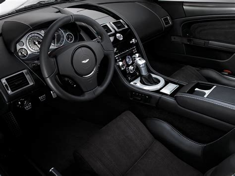 luxury cars inside aston martin dbs